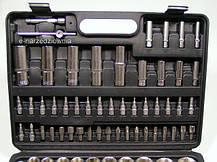 Набір ключів 109 шт + набір ключів 6-22 мм 12 шт, фото 2