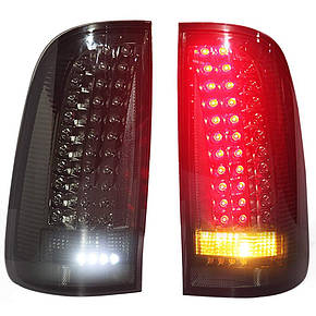 Штатная задняя LED  оптика для Toyota HILUX 2004-2010, фото 2