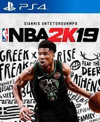 Игра для игровой консоли PlayStation 4, NBA 2K19