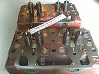 Головки блоков цилиндров Д 160 180 на Т 130 170 в сборе - ГБЦ