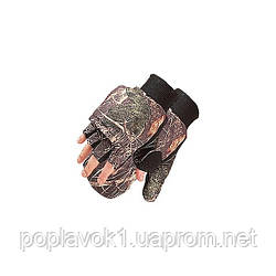 Перчатки-рукавицы комуфляж Jaxon XXL