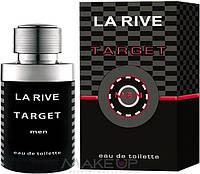 Туалетная вода для мужчин La Rive Target men 100ml