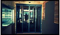 Як зверни стулки автоматичних дверей