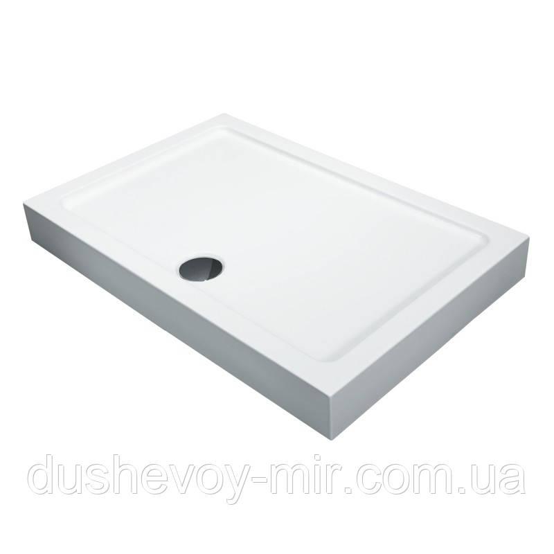 EGER Поддон A LANY 120х80х13,5 прямоугольный 599-550/2