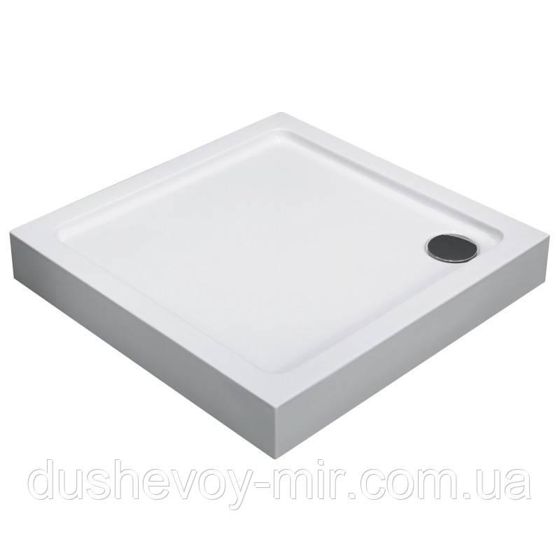 EGER Поддон A LANY 90х90х13,5 квадратный  599-551/2
