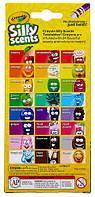24 ароматизированных выкручивающихся восковых мелка (не нужно точить), Crayola