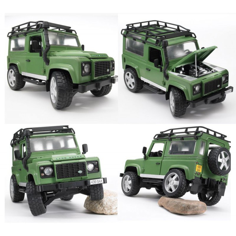 Игрушка - джип  Land Rover Defender, М1:16
