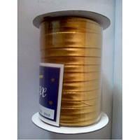 Косая бейка парча, цвет золото, фото 1