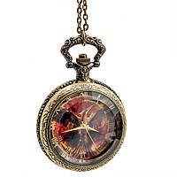 Карманные часы Сойка-пересмешница