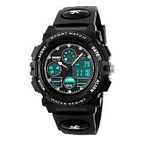 SKMEI 1163 Fashion Kids Цифровые часы для плавания Двойные спортивные часы  Дисплей Kids Sport 1TopShop 709d577e12c