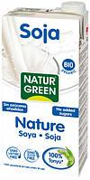 Органическое растительное молоко NaturGreen Соевое без сахара 1 л