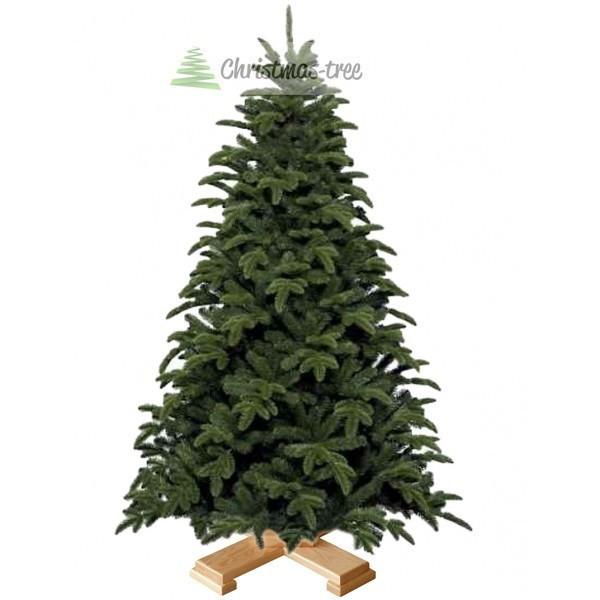 """Елка """"Naturelli"""" на деревянной подставке 255 + Гирлянда в подарок"""