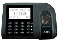 Система учета времени по proximity-картам ZKTeco S300, фото 1