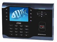 Учет времени работы по бесконтактным картам Em-Marine ZKTeco S500