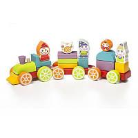 Поезд Сокровища гномов LP-4 (12930) Cubika