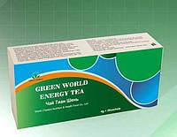 Чай ТИАН ШЕНЬ Green World (Тонизирующий)