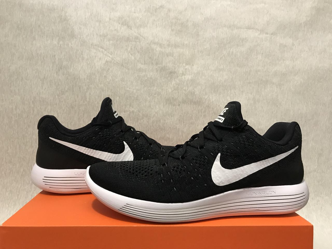 sports shoes 2ce59 610a2 Кроссовки беговые Nike Lunarepic Low Flyknit 2 Оригинал 863779-001 - 42.5 /  US 9.5 (стелька 27.5 см)
