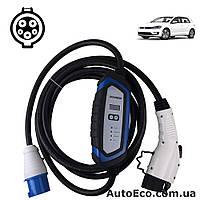 Зарядное устройство для электромобиля Volkswagen e-GOLF Duosida J1772-32A, фото 1