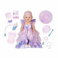 Интерактивная кукла Zapf Baby Born Принцесса-фея 826225