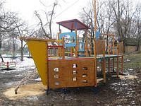 Детская площадка «Шхуна»