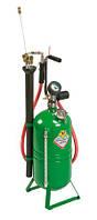 Переносная пневматическая установка для откачки отработанного масла 43016