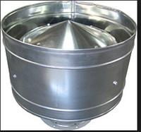 Дефлектор из нержавеющей стали Д315.00.000, диаметр 400 мм. дымоход,вентиляционное оборудование