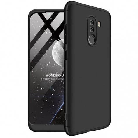 Пластиковая накладка GKK LikGus 360 градусов для Xiaomi Pocophone F1, фото 2