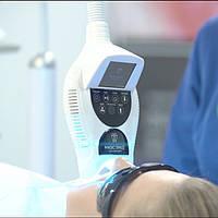 Аппарат для отбеливания зубов MagicLight PRO+ Подарок 4 набора на 18 отбеливаний