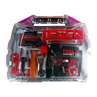 Игрушечные инструменты - подарочный набор, 19 шт TOOL SET (KY1068-122)