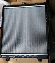 Радиатор охлаждения Hyundai HD65, HD72, HD78 Богдан А-069 Хюндай HD