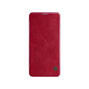 Кожаный чехол (книжка) Nillkin Qin Series для Xiaomi Pocophone F1, фото 2