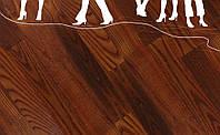Паркетная доска Baltic wood , ясень трехполосный