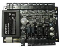 Схема подключения контроллера доступа С3-200