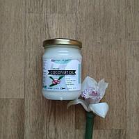 Кокосовое масло 250 мл стекло Малайзия рафинированное