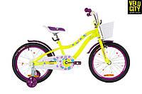 """Велосипед 18"""" Formula Alicia 2019 для девочки , фото 1"""