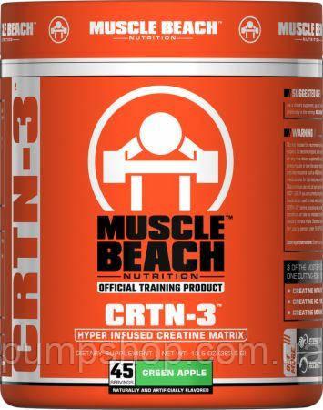 Креатиновая суміш Muscle Beach Nutrition CRTN-3 45 порц.