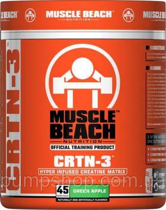 Креатиновая суміш Muscle Beach Nutrition CRTN-3 45 порц., фото 2