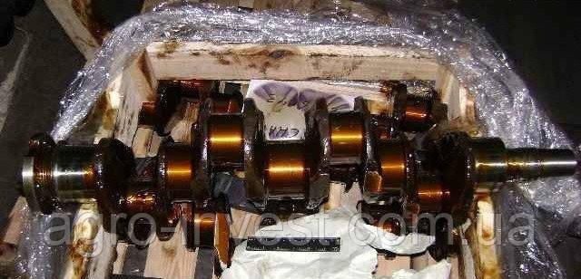 Вал коленчатый (коленвал)  СМД-23 (Н) 23-04С9