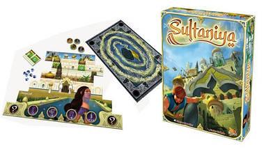 Настольная игра Sultaniya (Султания), фото 3