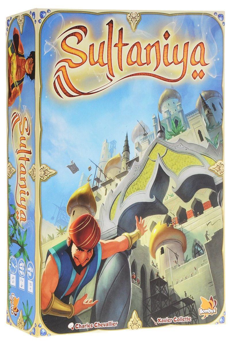Настольная игра Sultaniya (Султания)