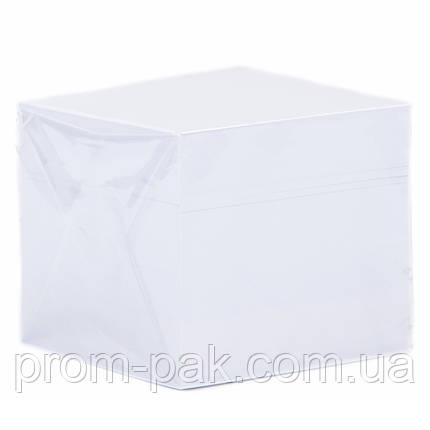 Блок бумаги  для записей 90*90*90 белый, фото 2