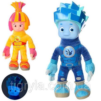 Мягкие озвученные игрушки Симка и Нолик, фото 2
