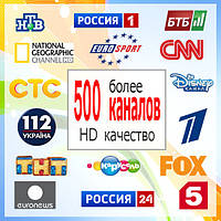 Настройка 500 каналов Torrent TV на Android Smart TV приставке