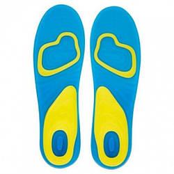 Гелиевые ортопедические стельки SCHOLL для обуви gel activ Мужские