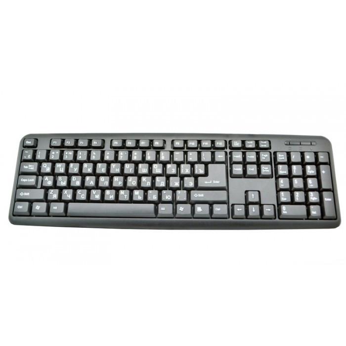 Дротова клавіатура USB TC-01