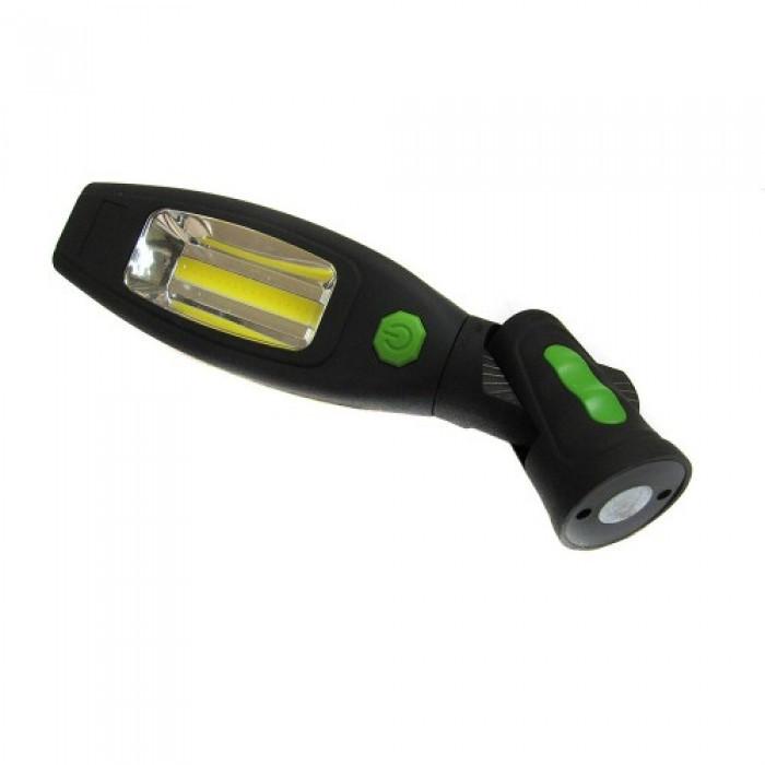 Аварийный фонарь YL 813 для авто с магнитом и крючком фонарик