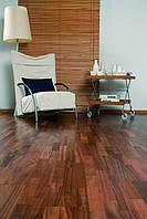 Паркетная доска Baltic wood Сапелла 3-полосная
