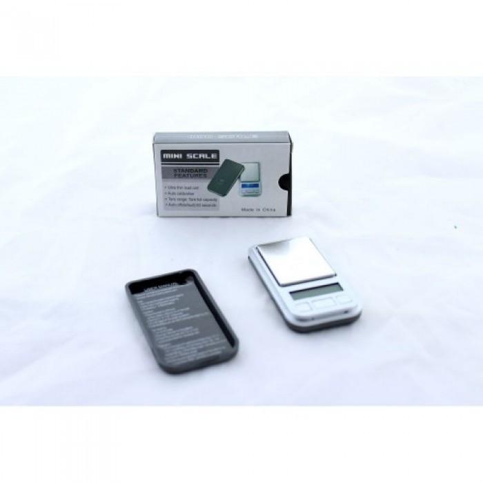 Высокоточные ювелирные карманные весы 0,01 - 200гр МИНИ
