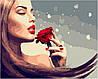 Картины по номерам 40*50 см В КОРОБКЕ Аромат розы Artstory