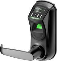 Биометрический дверной замок ZKTeco L7000-U